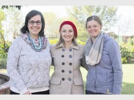 Hoërskool Pietersburg is trots om drie nuwe personeellede by die reeds sterk span te voeg. Lynn-Marie Combrink, Melissa de Beer en Melanie Grobler sien uit daarna om met die leerders van Hoërskool Pietersburg te werk.