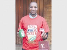William Khumalo at the Limpopo Impala Cricket seminar.