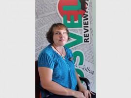 Ansa Smit is slaggereed om as 'n Kansa-vrywilliger 'n positiewe bydrae in die vegters se lewens te maak.