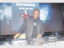 Top DJ Euphonik is billed to perform at Sun Meropa's Jembe Tavern on 28 October.