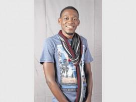 Matshipi Matebane is doing what he loves as an Energy FM presenter.