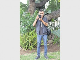 Photographer and graphic designer, Eezy-Lee, says he is passionate about capturing moments that are treasured for ever.