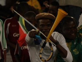 Bafana Bafana will lock horns with Senegal for their 2018 FIFA World Cup Russia qualifier match set to take place at Peter Mokaba Sport Complex on 12 November.