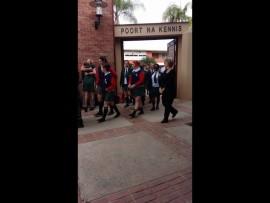 [VIDEO] PHS matriekvaarwel 2016