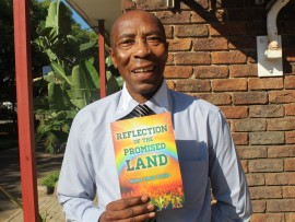 Maano Sadike is a former journalist who made his dream come true by writing and releasing his first book.