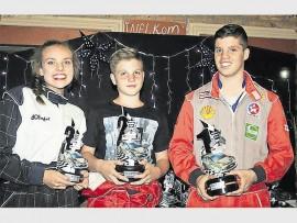 In die Rookie-klas het die plaaslike jaers gewys wie is baas op die baan en Juanita Bekker het 'n derde plek verwerf, met Wian Jordaan in die tweede plek en Adriaan Jordaan in die eerste plek.