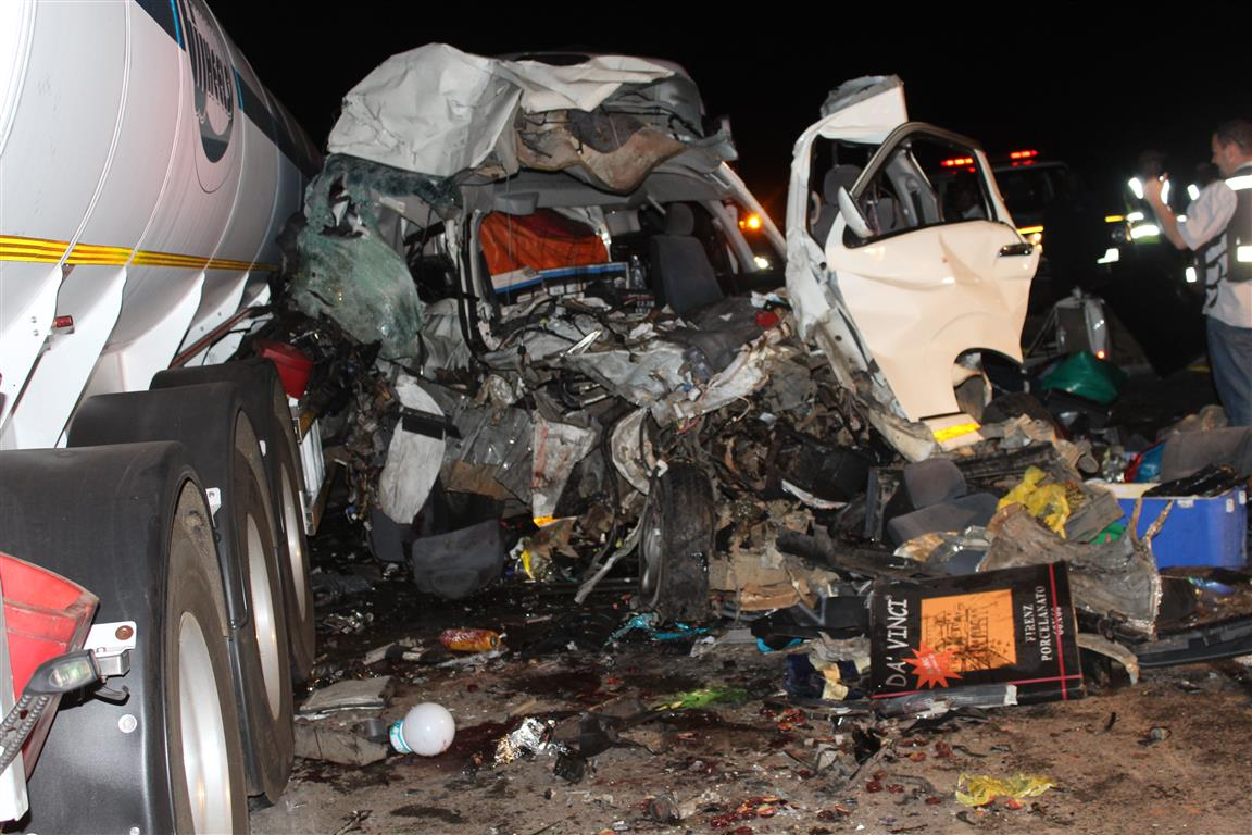 Limpopo recorded the highest increase in fatalities over the festive period with 244 fatalities. Photo: Riana Joubert