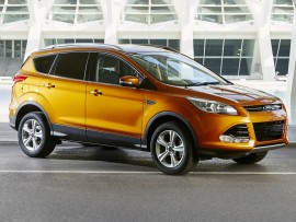 Ford South Africa is issuing a safety recall for the Kuga models with the 1.6-litre engine to address an engine overheating condition that could cause a fire. Photo: Quickpic