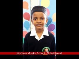 Northern Muslim School: First Day of Gr 1.