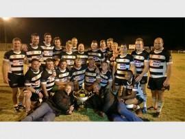 Die Potgietersrus Rugbyklub se eerstespan na hul verlede jaar as Limpopowenners gekroon is.