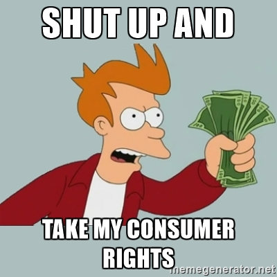 World Consumer Rights Day being observed