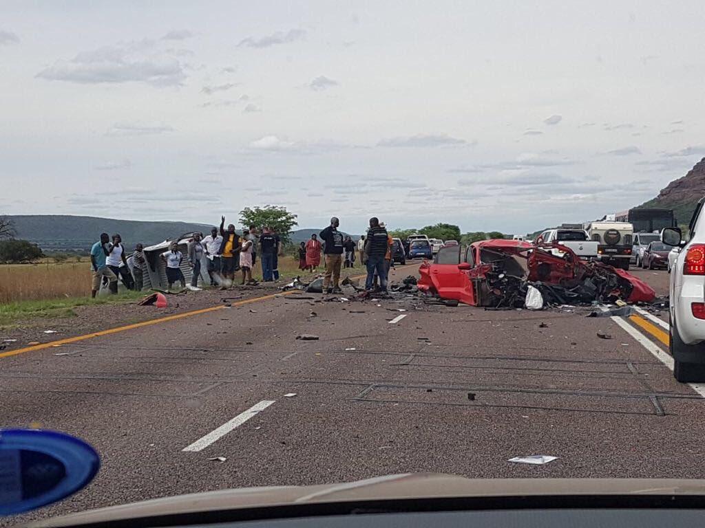 Car Crash  Today