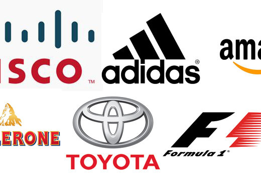 722dfeee645 Did you know the hidden messages behind these famous logos