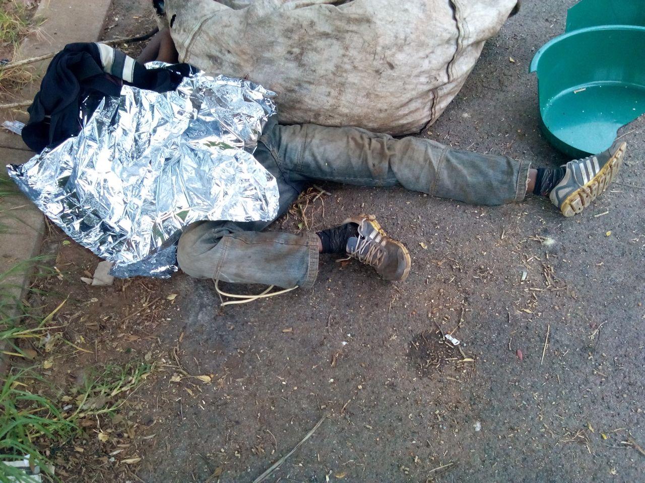 BREAKING NEWS: Dead body found in Northcliff | Northcliff
