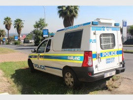 Fairland SAPS report a quiet weekend. File photo.