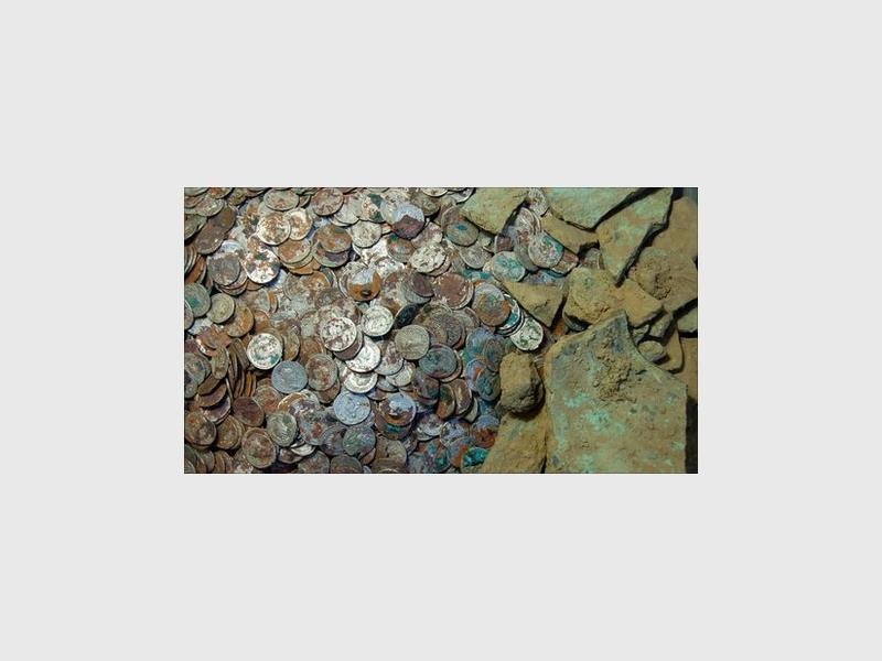 Kruger Pounds Found