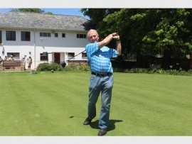 Golfer Terry Eaton believes that practice and passion are some of the traits that make you a good golfer.