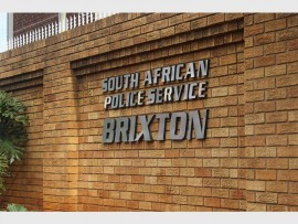 Brixton police station urges residents to report crime. Photo: File