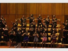 UJ Choir sings 'O Bawo.'