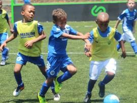 Randburg and Kempton Park play against each other.