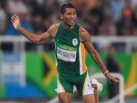 Wayde van Niekerk could win the IAAF Male Athlete of the Year Award. Photo: Christiaan Kotze.