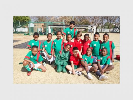 Young champs showcase their soccer skills   Northcliff
