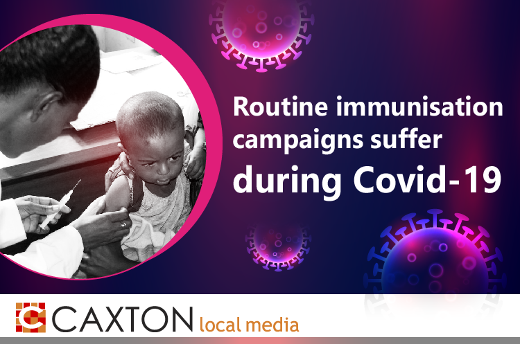 Over 80 mn children at risk as Covid-19 disrupts routine vaccination