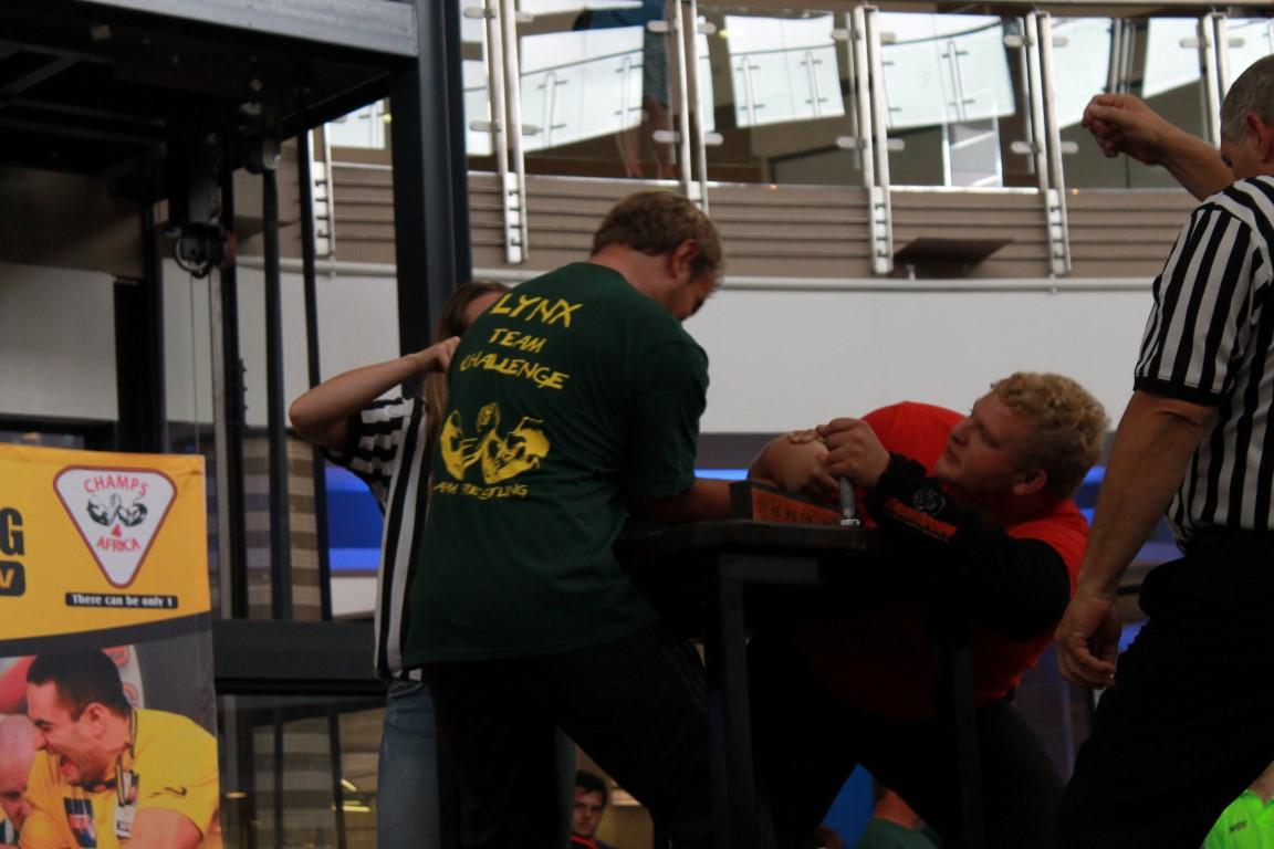Lynx Charity Arm Wrestling