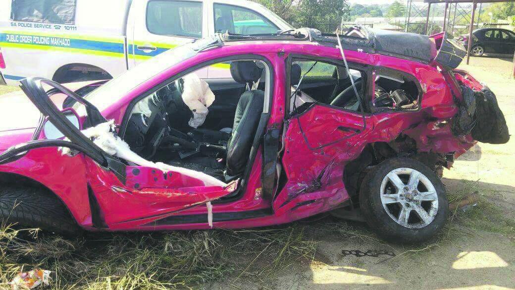 Family Killed In I  Car Crash