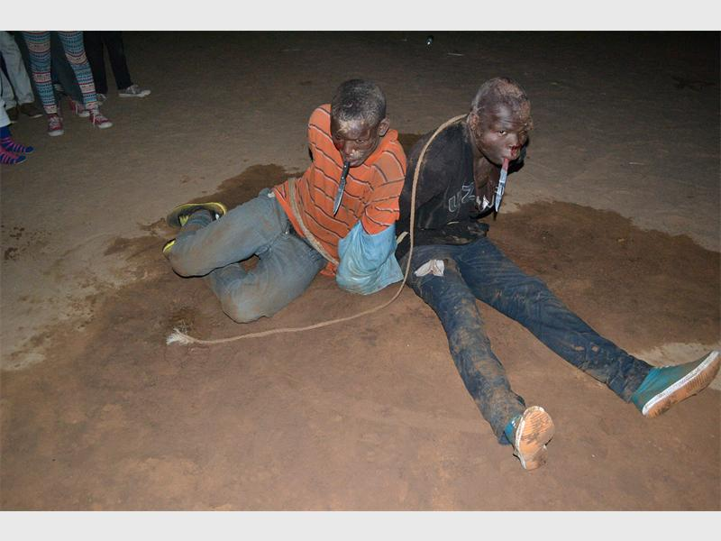 Mob justice meted out against alleged murderer - Krugersdorp News