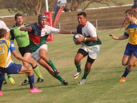 Kia Bosvelde Rugbyfees, 2 September 2015.