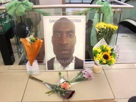 (SOUND) Savannah Mall shooting – 'he gave his life for mine'