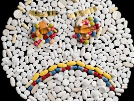 Antibiotics act only against bacteria and are ineffective against viral infections. Taking an antibiotic when you don't need it is not without risk. Photo: Supplied