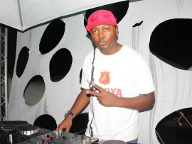 DJ Malwela thanks everyone in advance for their support and votes.