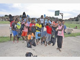 The basketball spirit in Moletjie remains alive with mass participation by learners from Boetse High School and local youngsters from Mabokelele village.