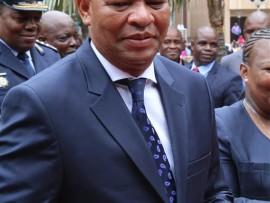 Limpopo premier, Stan Mathabatha.