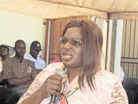 Greater Giyani Mayor, Sasavona Mathebula, urges residents to spent their land claim vouchers wisely.