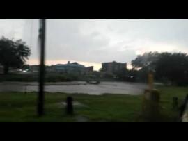 [PHOTOS/VIDEO] Hail, heavy rain in the parts of Polokwane
