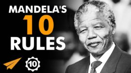 Madiba's Top 10 Rules For Success