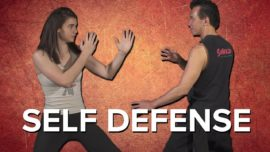 Simple Self Defense Moves