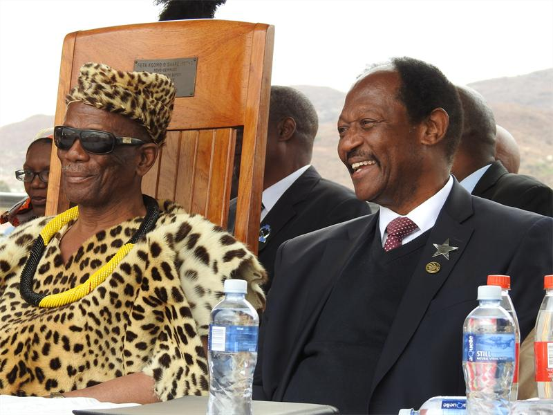 Dr Be Lekganyane: Limpopo King Vows To Fight For 'land Of Our Forefathers