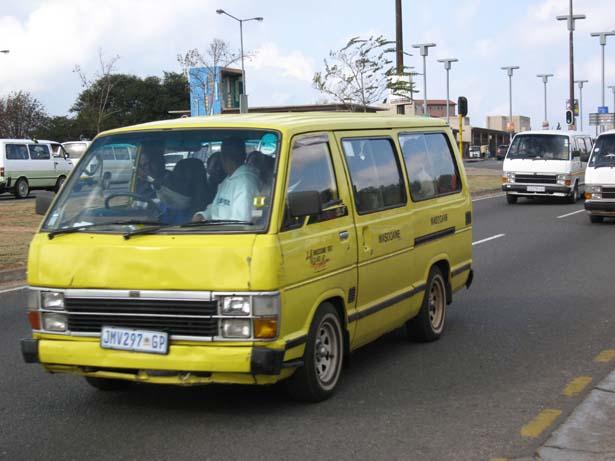 Johannesburg-taxi