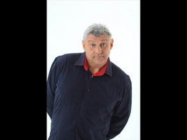 Comedian Barry 'The Cousin' Hilton will tickle audiences' funny bones on June 26 at the Linc theatre.