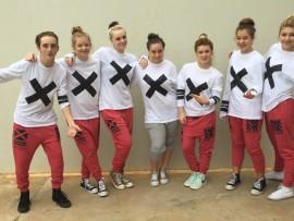 The Xcentrix crew.