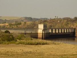 Hazelmere Dam wall