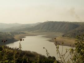 Hazelmere Dam levels remain low.