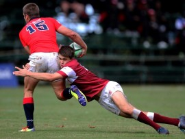 The Kersney Easter Rugby Festival brings non-stop rugby action from ten of South Africa's top school sides.