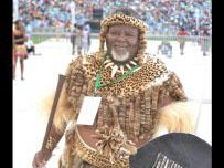 Thokozisa Ntuli, general warriors leader in Durban.
