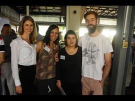 Louise van Niekerk, Danelle Terblanche, Nelia Hulion and Steve Grey.