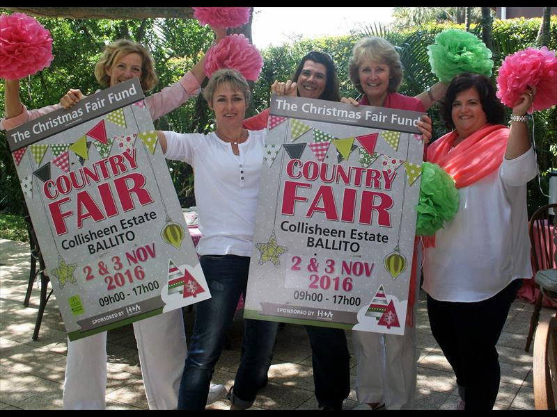 Preparations begin for Christmas Country Fair in Ballito ...